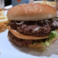 The Founder Burger at BRGR.CO