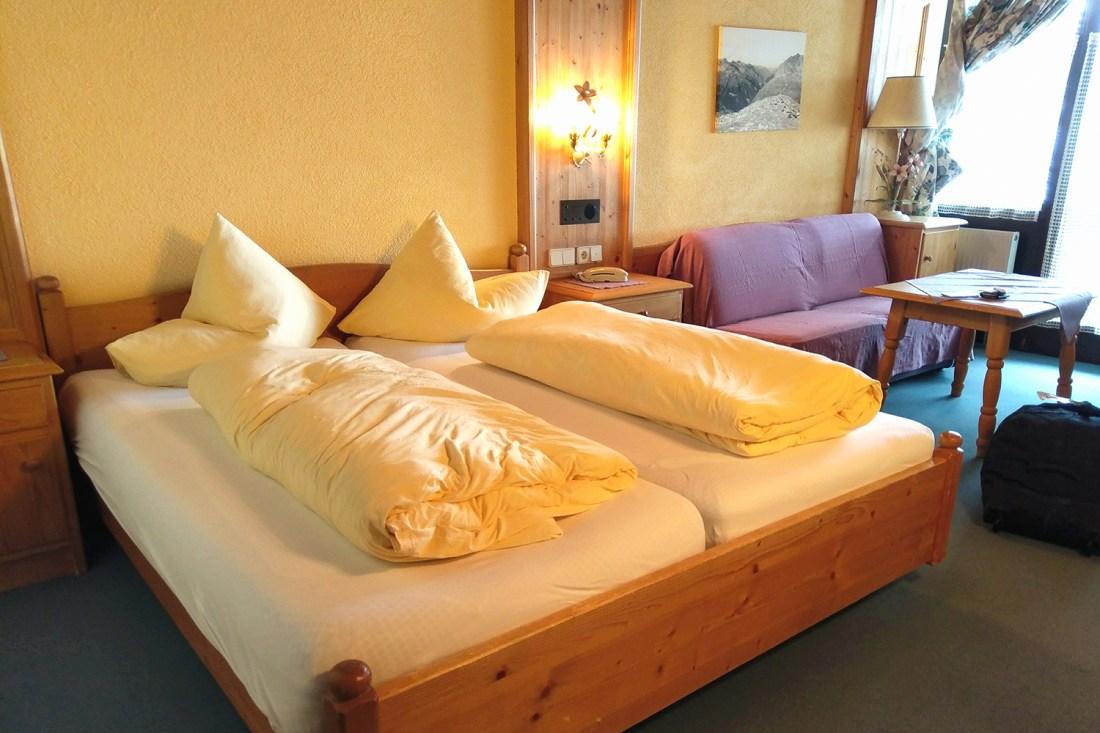 Hotel Erhart Solden Austria - Bedroom