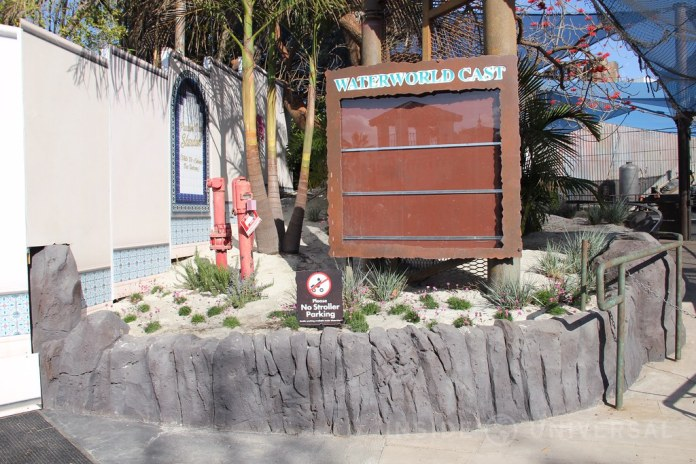 WaterWorld holds its first public technical rehearsal after a three-month refurbishment