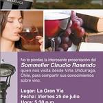 EVENTOS la gran via aprende sobre vinos - 25jul14