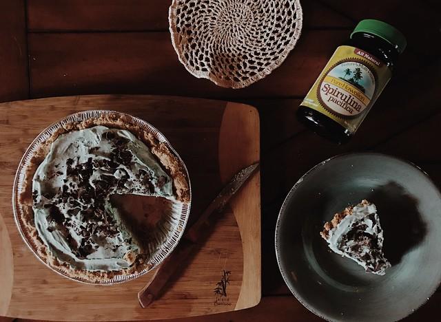 Jessica Murnane's Plant Based Grasshopper Pie