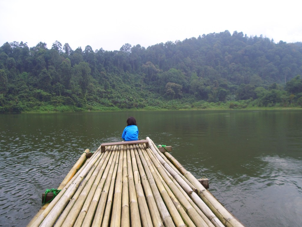 At the Raft's End