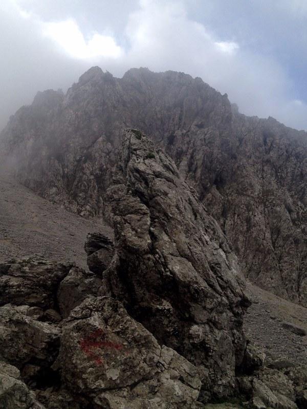 ορειβασια στο ορος ξηροβουνι στην ευβοια
