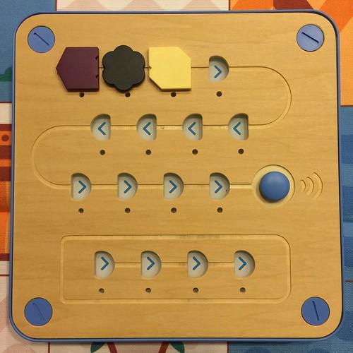 Cubetto program blocks