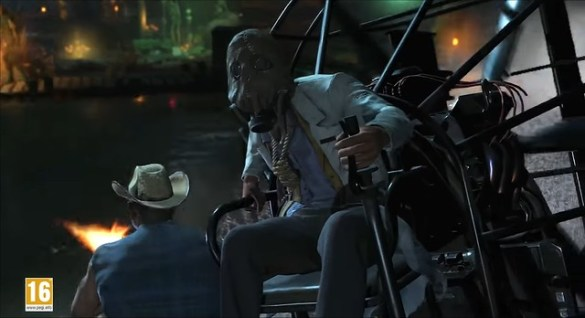 Injustice 2 - Scarecrow