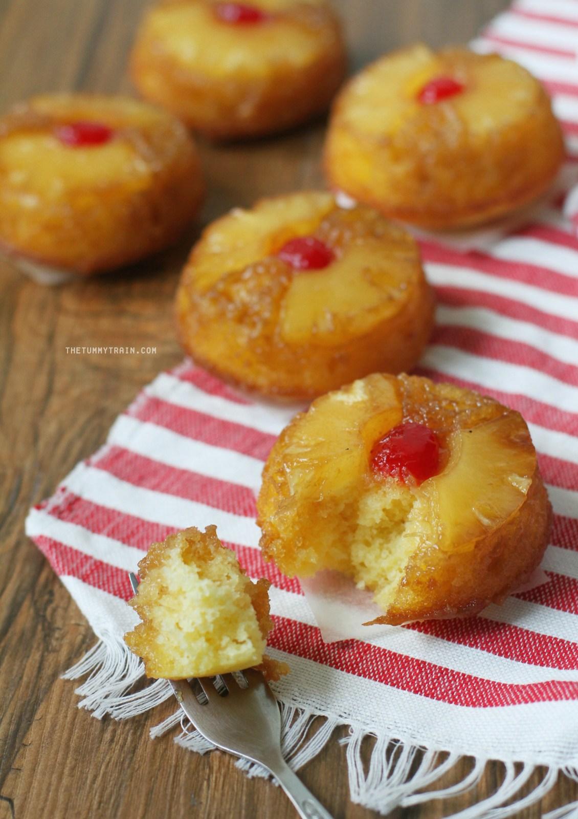 Taste Test Maya Yellow Cake Mix Pineapple Upside Down Cake
