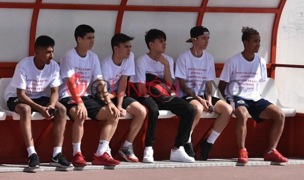 Juvenil A 4-0 Rayo Majadahonda (Copa Federación)