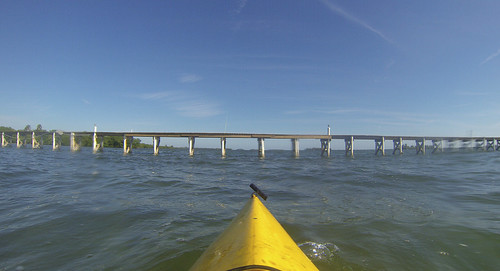 Indian River Paddling-2