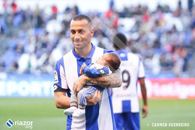 Temporada 16/17. RC Deportivo 0 - Granada 0