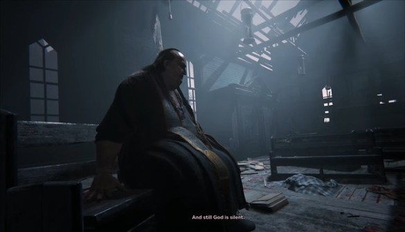 Outlast 2 - Father Knoth