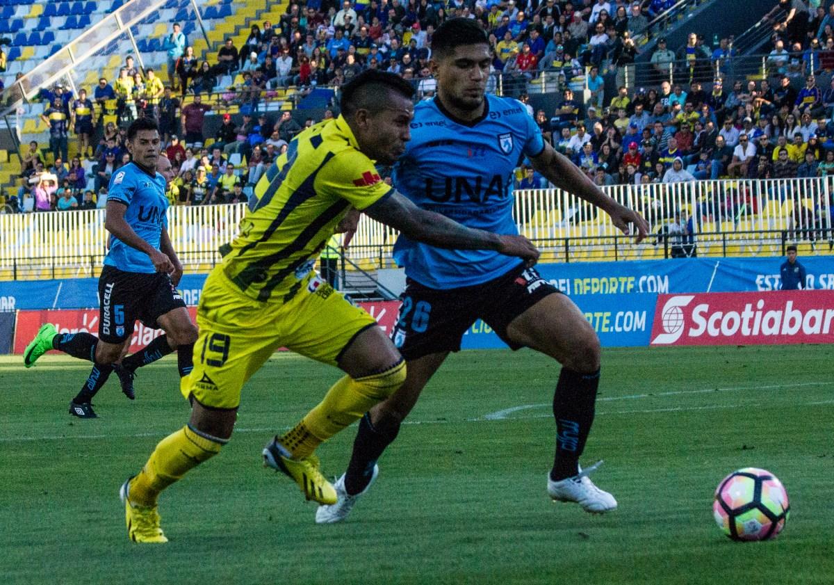 Everton 0-0 Deportes Iquique