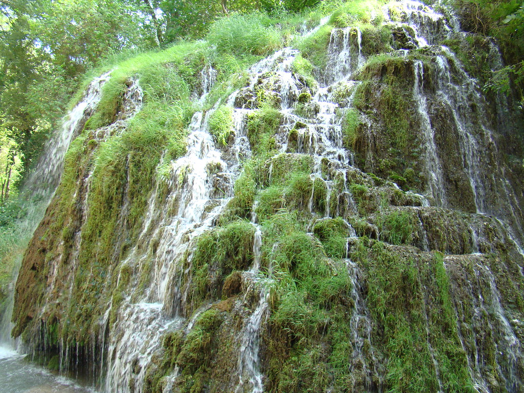 Cascada Iris Parque del Monasterio de Piedra Nuevalos Zaragoza 021