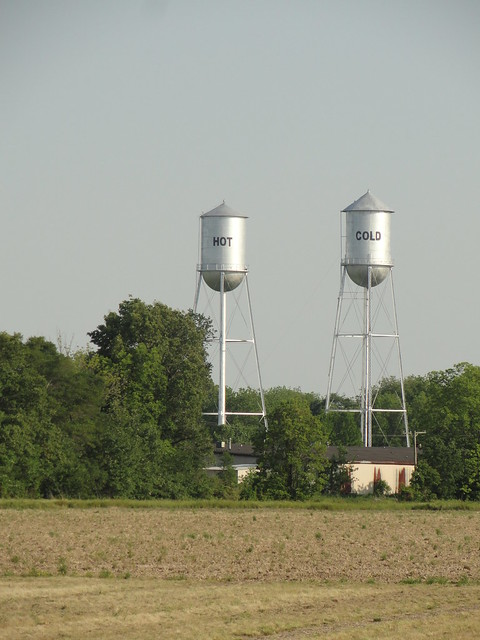 Water Towers, Ruleville MS