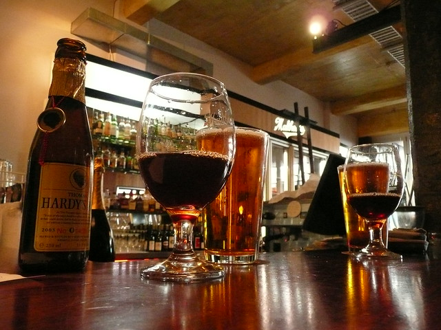 Beer & Beer Matching - The Malthouse, Wellington