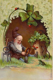 Gnomes Series C From A Friends Collection Janwillemsen