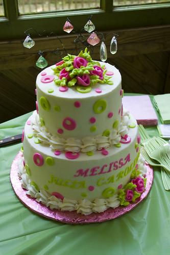 Birthday Cake My Niece S Birthday Cake At Her 4th