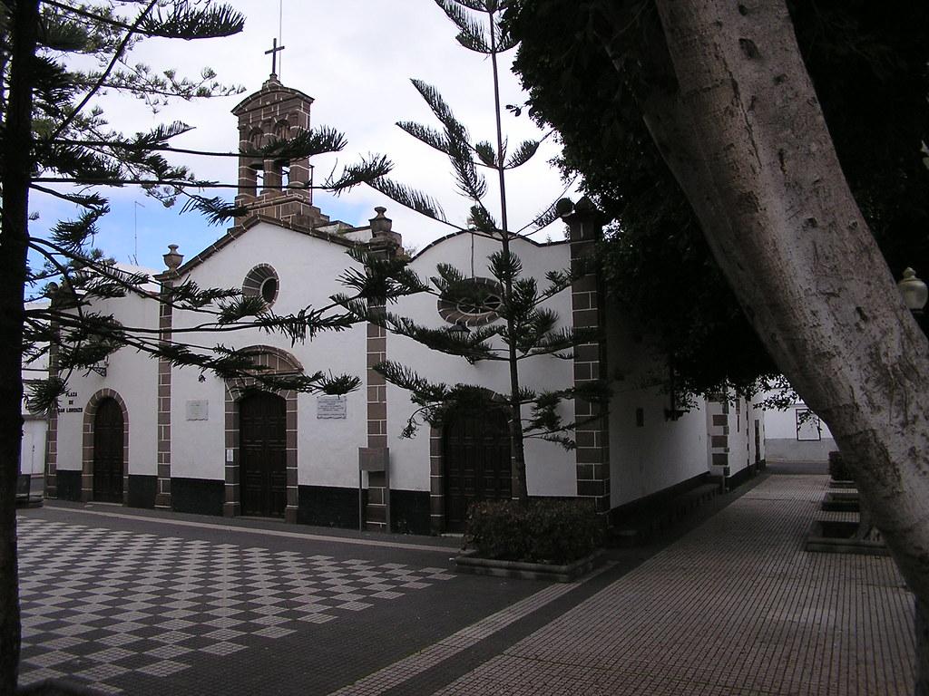Iglesia de San Bartolome de Tirajana Isla de Gran Canaria 48