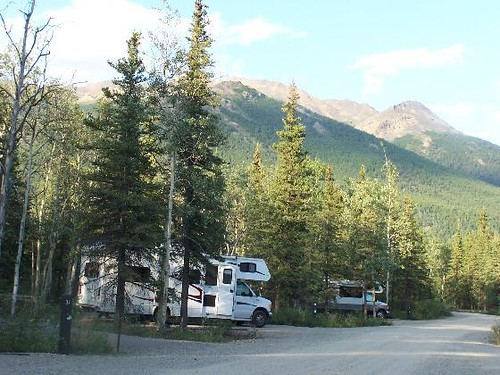 Riley Creek Campground - photo by J. Stephen Conn
