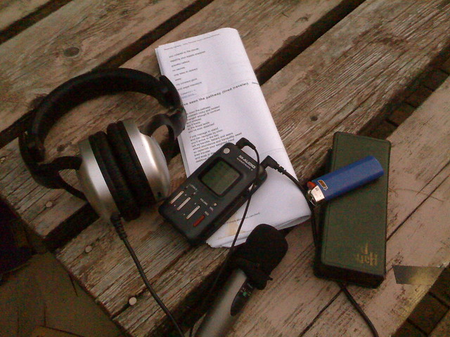 podcasting gear