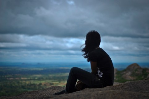 Image: Lonely Girl