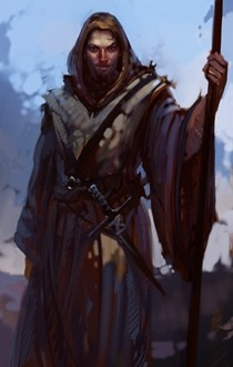 Human Male Wizard 2 Fantasy Art And Portraits Showcases