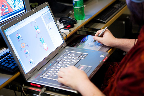 Inside The Game Design Campus Find Out More About VFSs