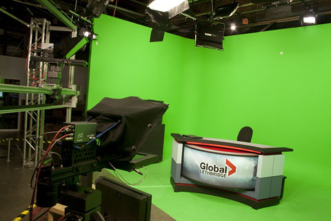 Global Newsroom/Green Screen   Expressions Magazine   Flickr