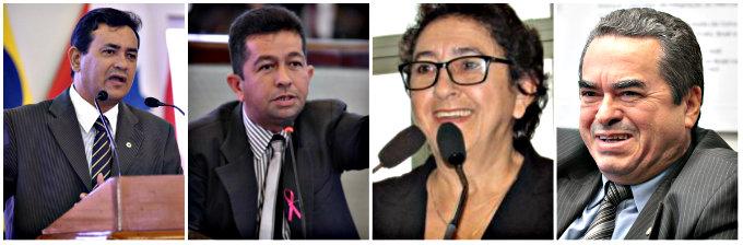 Blog revela novos nomes da família Maia que ganharam emprego na prefeitura, Erasmo, Henderson, Maria José e Lira Maia