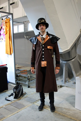 Steampunk at Made in Asia