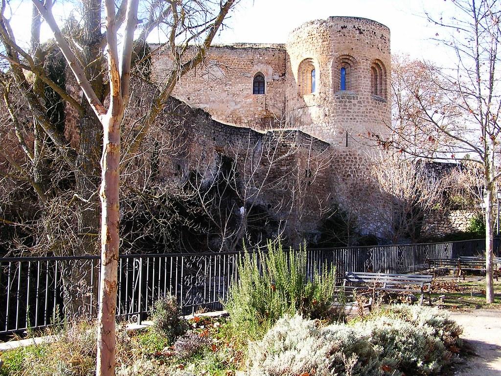 Brihuega Guadalajara Castillo de la Piedra Bermeja 18