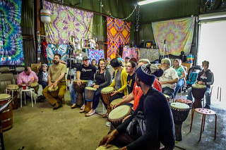 Our World Festival Drumming-11