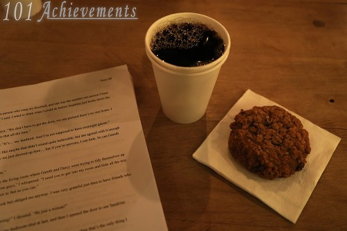 Monthly Coffeeshop Feature