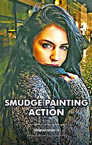 Painting Art - Painting Photoshop Action - 89
