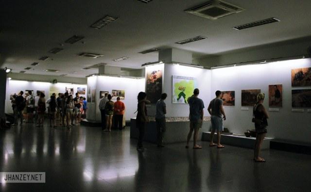 War Remnants Museum - Ho Chi Minh City, Vietnam