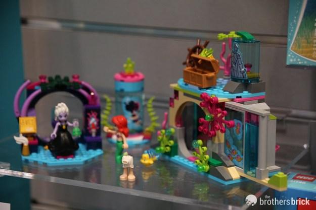 summer 2017 lego disney princess sets revealed at new york