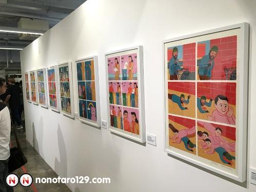 Joan Cornellà Bangkok Solo Exhibition 03