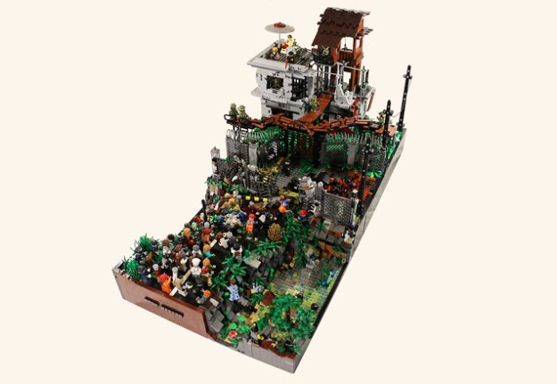 LEGO Zombies Archives | The Brothers Brick | The Brothers Brick
