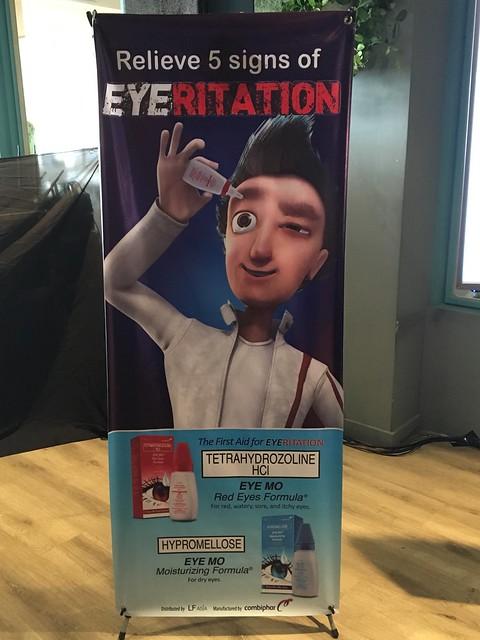 Eyeritation