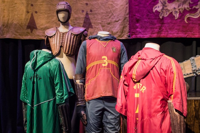 Warner Bros Studio London Harry Potter Quidditch