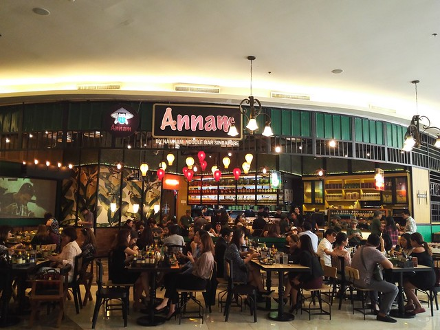 Annam Noodle Bar Philippines
