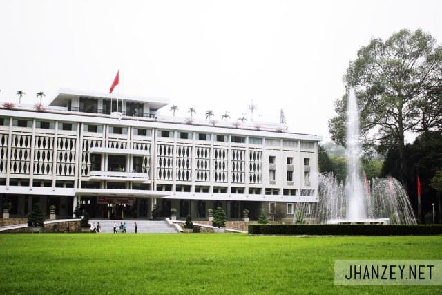 Ho Chi Minh City - Independence Palace / Reunification Palace