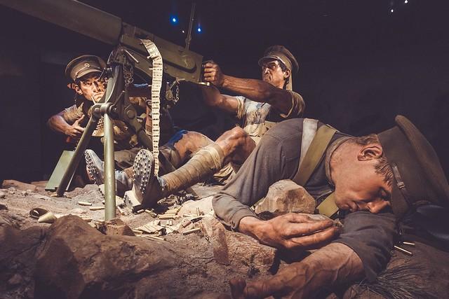 wellington museum te papa - Soms Ook Heimwee