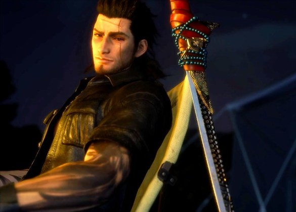 Final Fantasy XV - Gladio and the Glaive