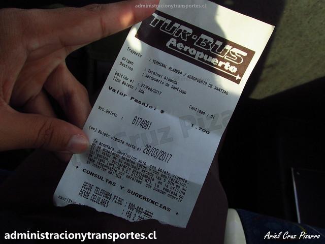 Tur Bus Aeropuerto - FPDW14