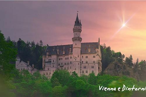 neuschwanstein-castello-baviera