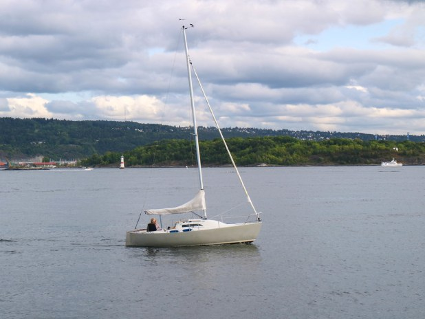 Paseo en barco por Oslo