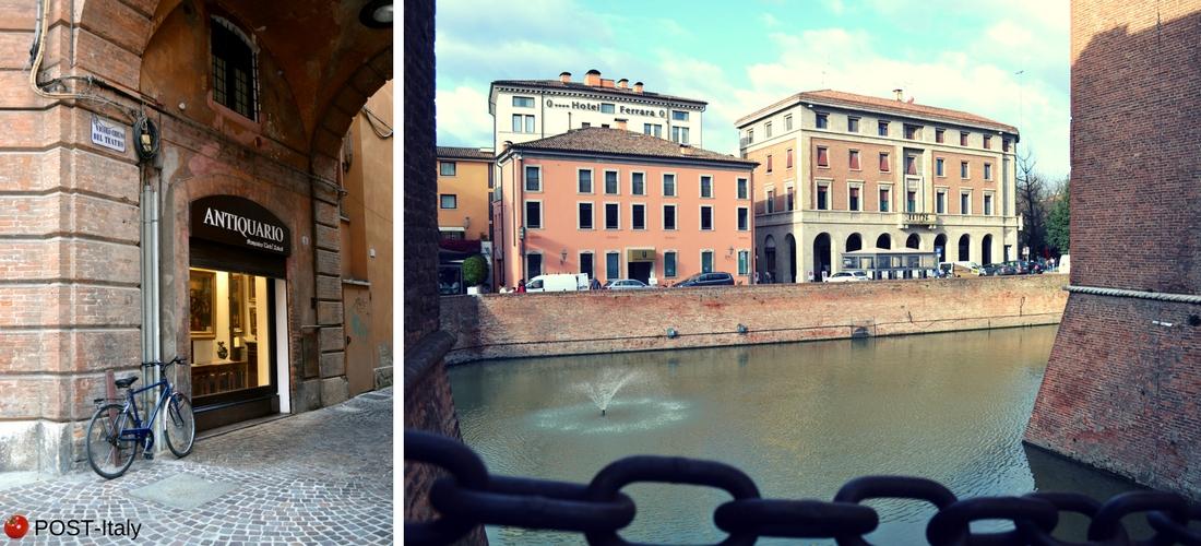 Ferrara-Itália