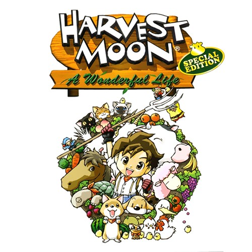 Harvest Moon: A Wonderful Life Special Edition