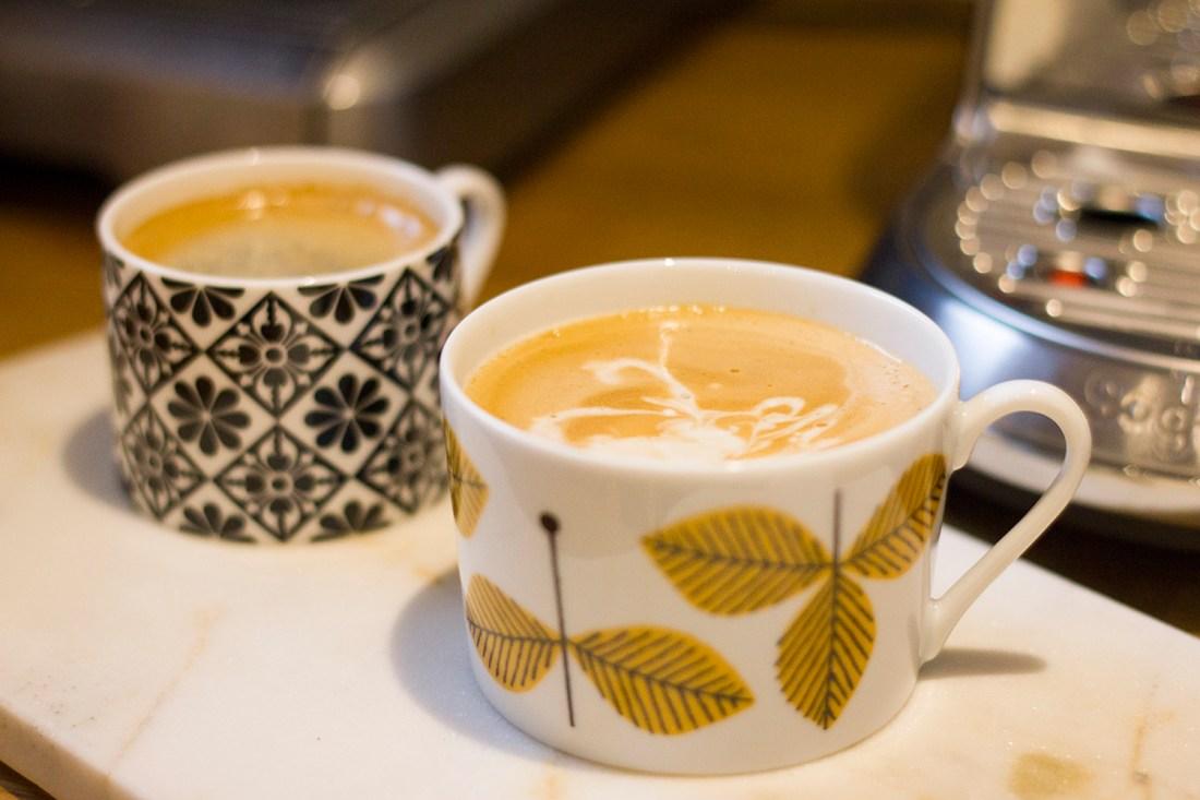 Nespresso Creatista - Flat White Latte Art