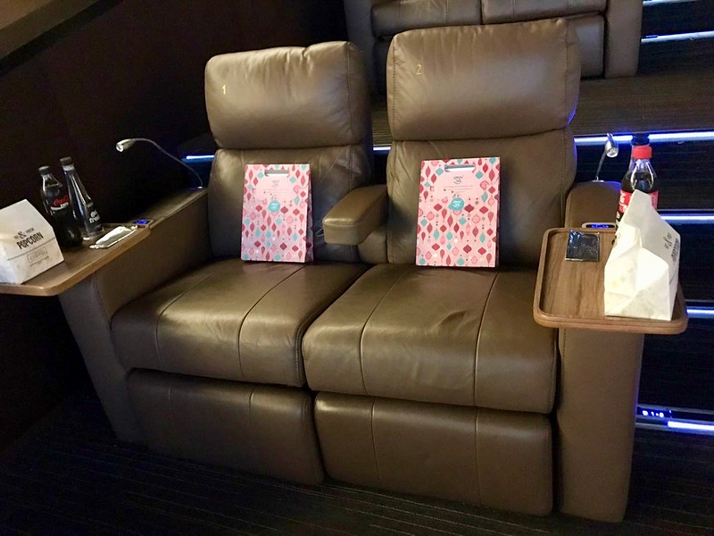 Uptown Mall VIP cinema